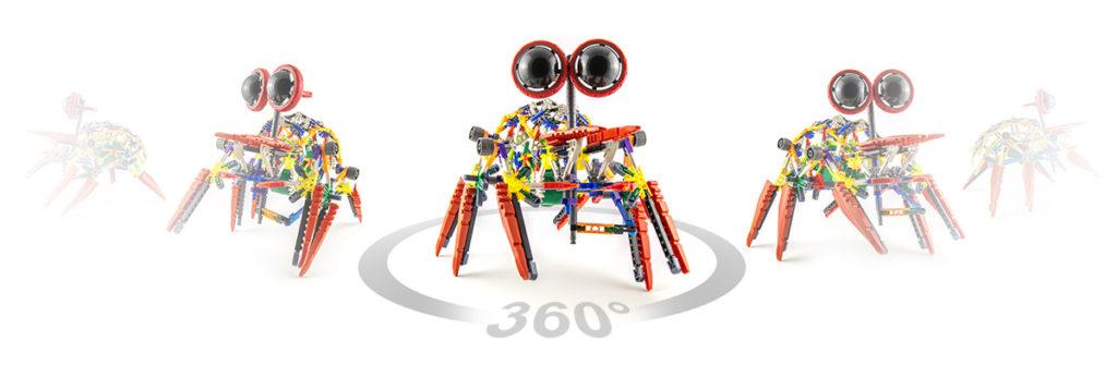 Предметная съемка товаров на 360 градусов для интернет магазинов