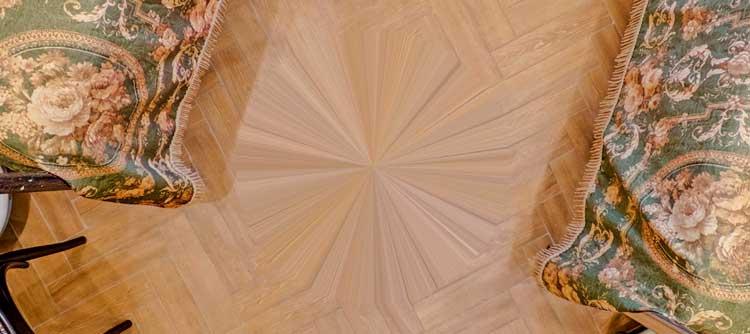Автоматическое заполнение надира сферической панорамы
